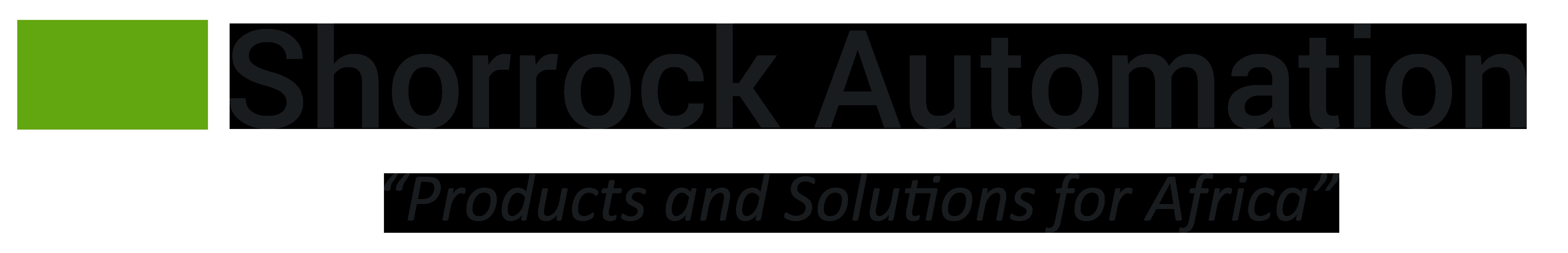 Shorrock logo
